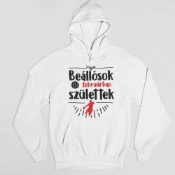 A legjobb beállósok (HÓNAPBAN) születtek gyerek pulóver