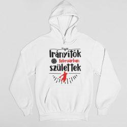 A legjobb irányítók (HÓNAPBAN) születtek gyerek pulóver