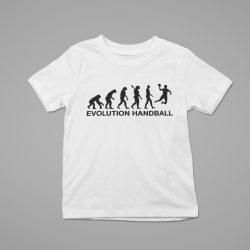 Handball evolution gyerek póló