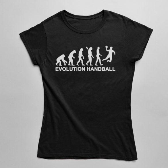 Handball evolution női póló