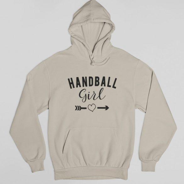 Handball girl pulóver