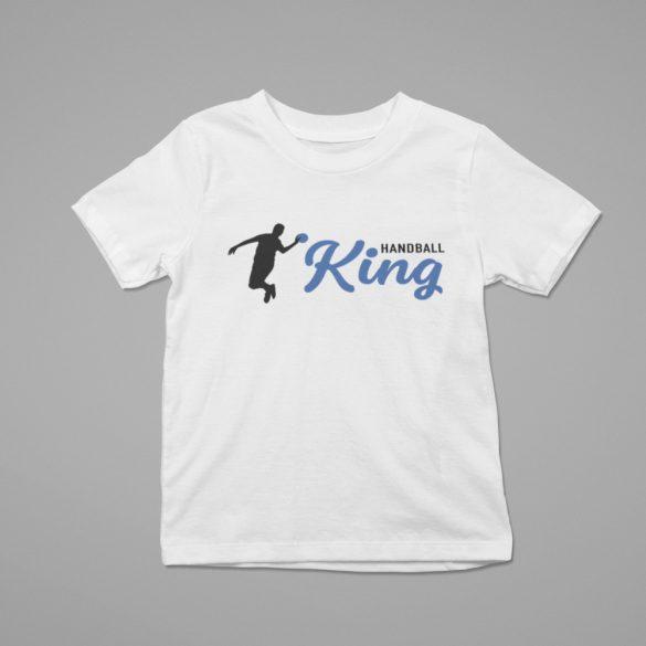 Handball king gyerek póló