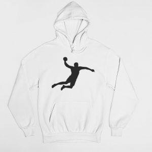 Handball silhuette gyerek pulóver