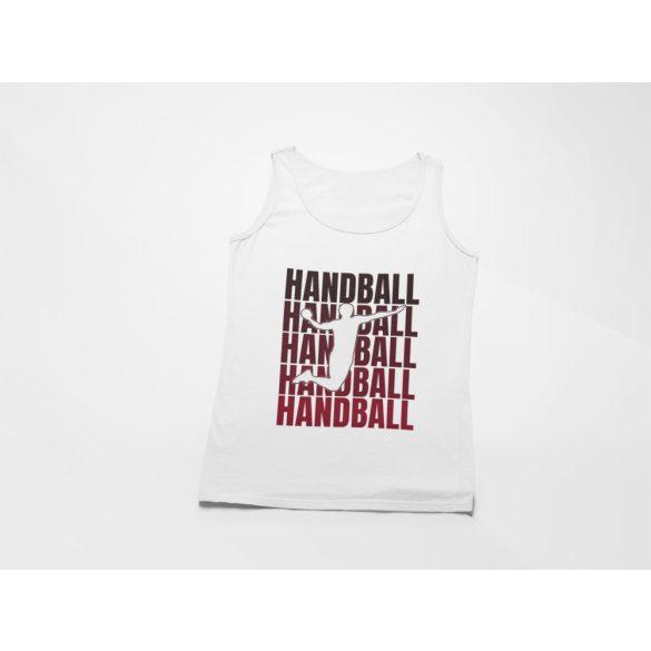 Handballhandball... női atléta