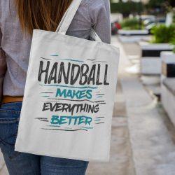 Handball makes everything vászontáska