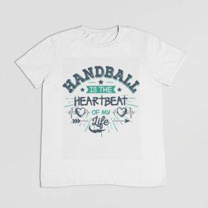 Heartbeat férfi póló