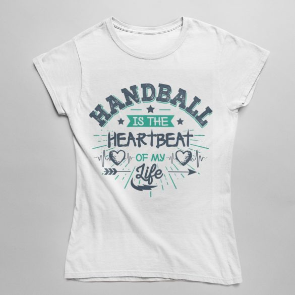 Heartbeat női póló