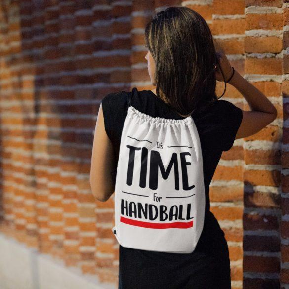 It's time for handball tornazsák