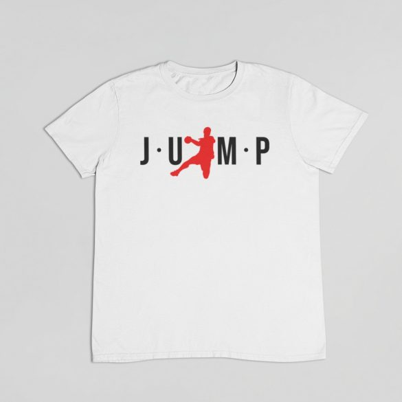 Jump férfi póló