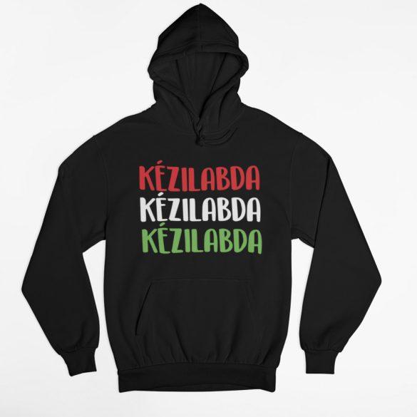 Kézilabda magyar színekben pulóver