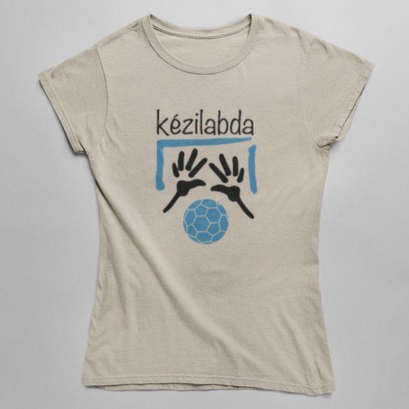 Kézilabdakapus női póló