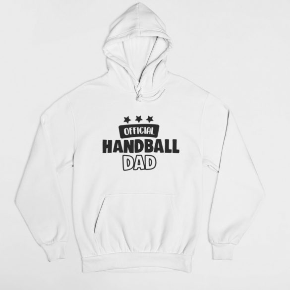 Official handball dad férfi pulóver