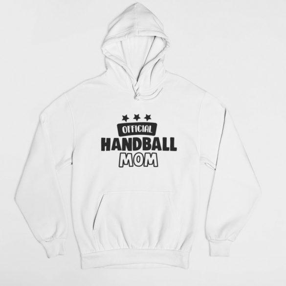 Officia handball mom női pulóver