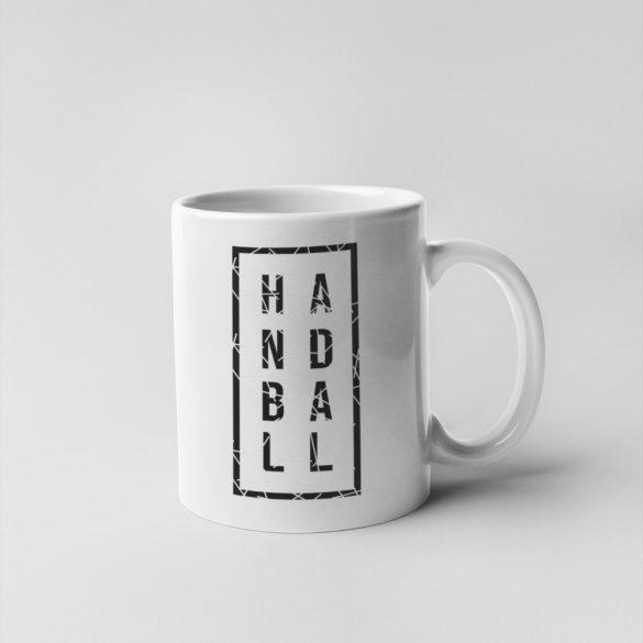 Stylish Handballl bögre