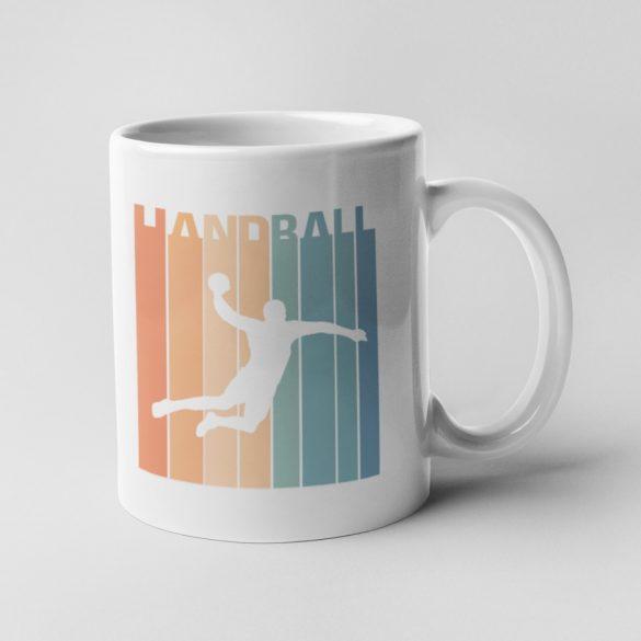 Vintage handball bögre